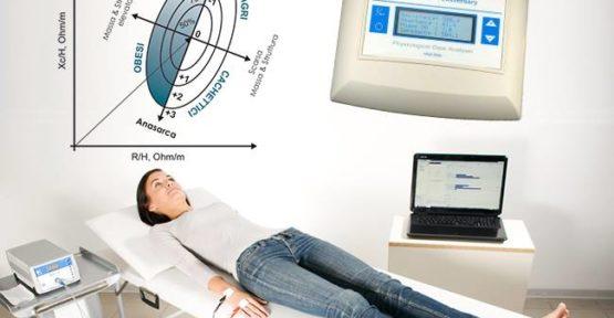 Come valutare la composizione corporea? Io uso la Bioimpedenziometria
